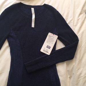 Lululemon Long Sleeve Sweater.